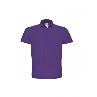 Тенниска унисекс фиолетовая