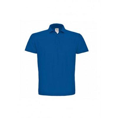 Тенниска унисекс синяя
