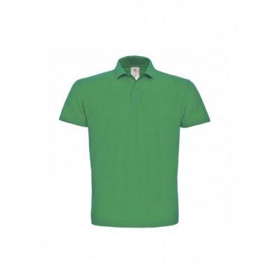 Тенниска унисекс зеленая