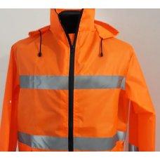 Ветровка сигнальная оранжевая Стандарт-Строй