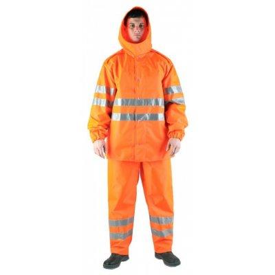 Костюм сигнальный влагозащитный оранжевый