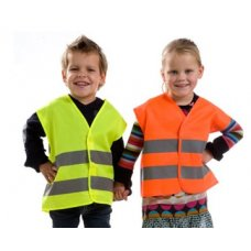 Детские светоотражающие жилеты