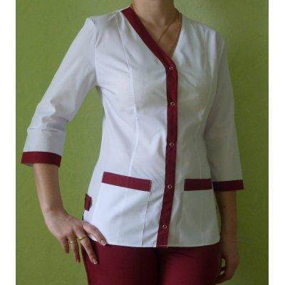 Медицинский костюм женский Радуга