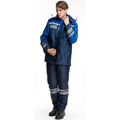 Утепленный костюм с полукомбинезоном с СВП