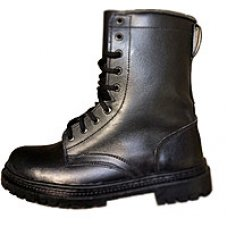 """Ботинки хромовые с высокими берцами """"ЛЕГИОН"""""""