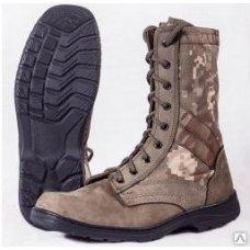 """Ботинки с высокими берцами """"МУСТАНГ 2"""""""