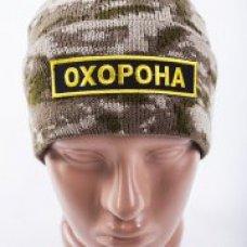 "Шапка п/ш 2-й плотности ""МК"" с нашивкой"