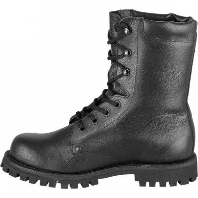"""Ботинки кожаные с високими берцами """"СПЕЦНАЗ"""""""