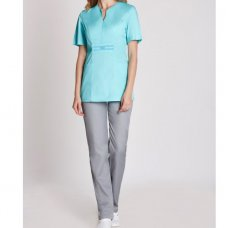 Женская медицинская куртка Грация, мята