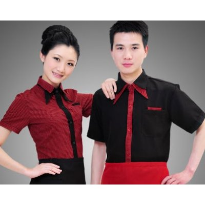 Рубашка официанта Сакура