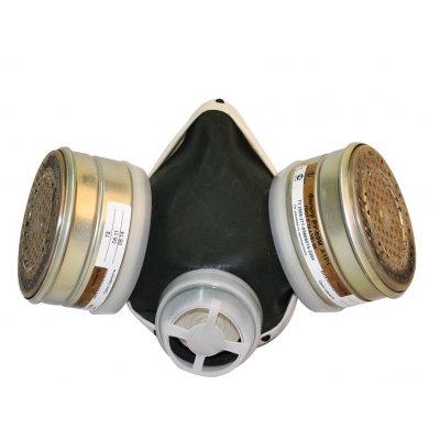 Респиратор пылегазозащитный ру-60м, марок к1р1