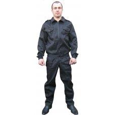 Костюм охраны, грета черная