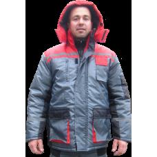 Куртка рабочая утепленая Аляска-Люкс