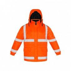Куртка рабочая сигнальная