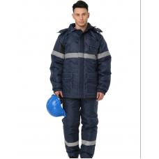 Утепленный рабочий костюм с СВП